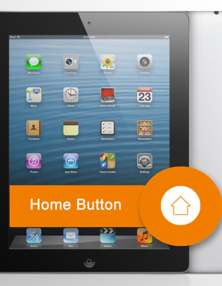 iPad Home Button Reparatur
