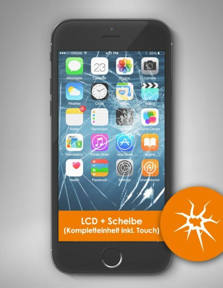 Display und Touchscreen Reparatur