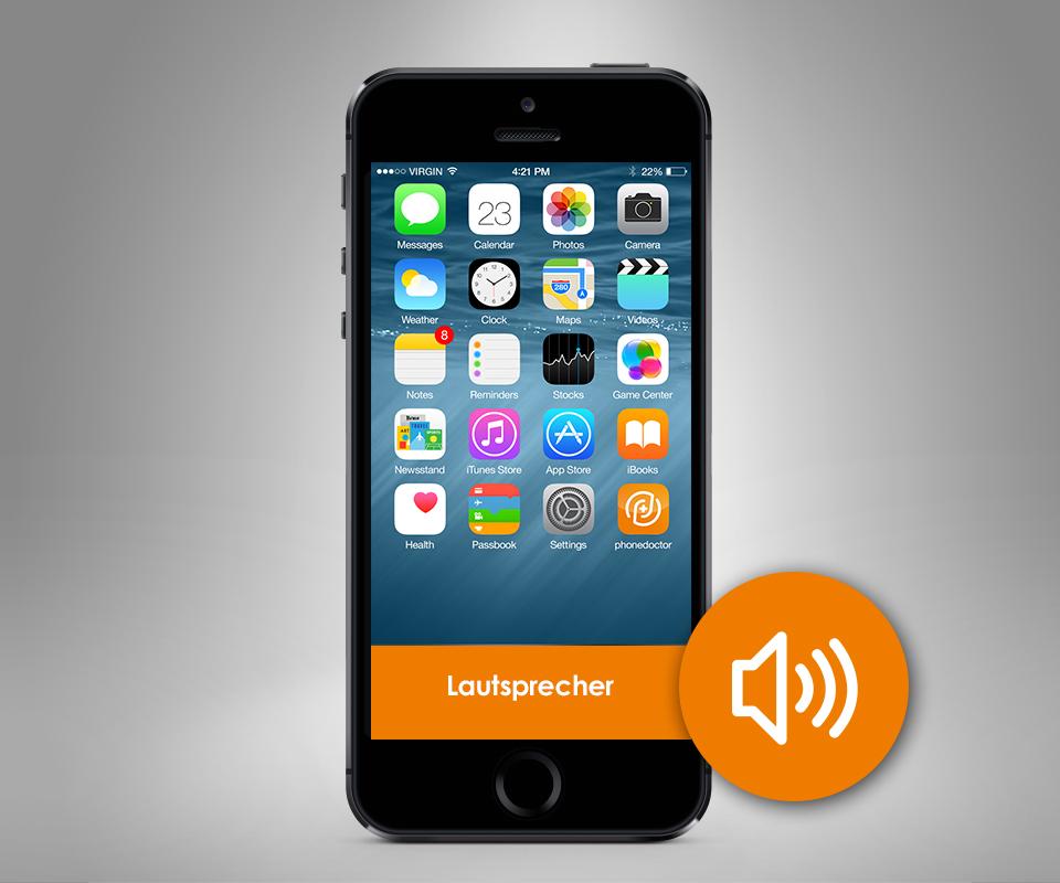 apple iphone 5s lautsprecher. Black Bedroom Furniture Sets. Home Design Ideas