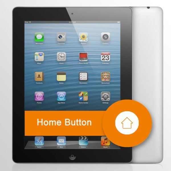 iPad Home Button Reparatur