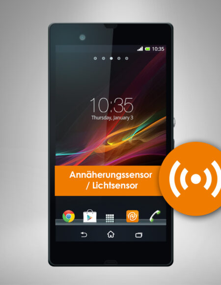 Sony Xperia Z3 Annäherungssensor/Lichtsensor Reparatur