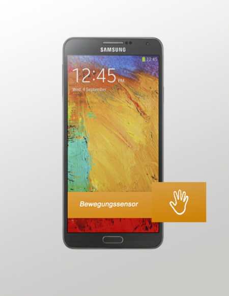 Samsung Note 3 Bewegungssensor Reparatur
