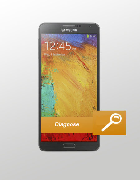 Samsung Note 3 Diagnose