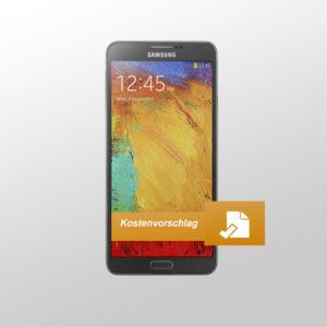Samsung Note 3 Kostenvoranschlag