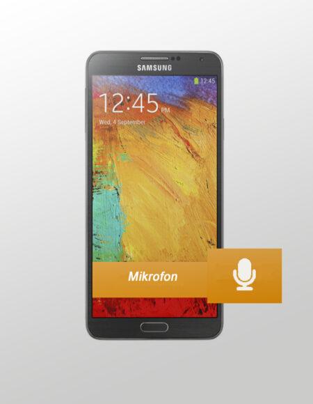 Samsung Note 3 Mikrofon Reparatur