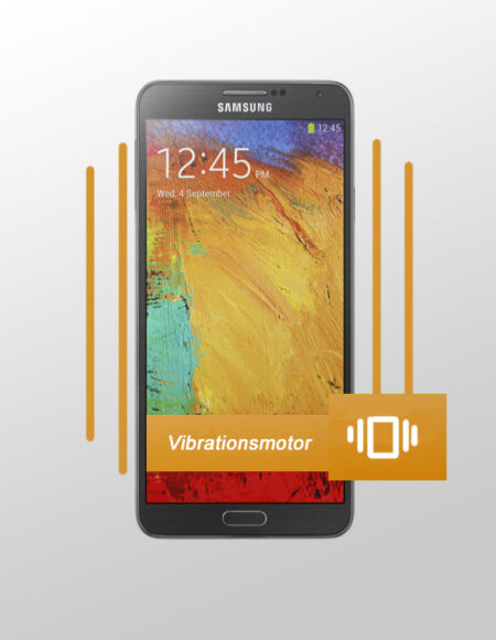 Samsung Note 3 Vibrationsmotor Reparatur