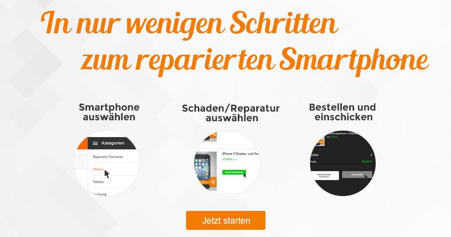 Handy Reparatur super schnell