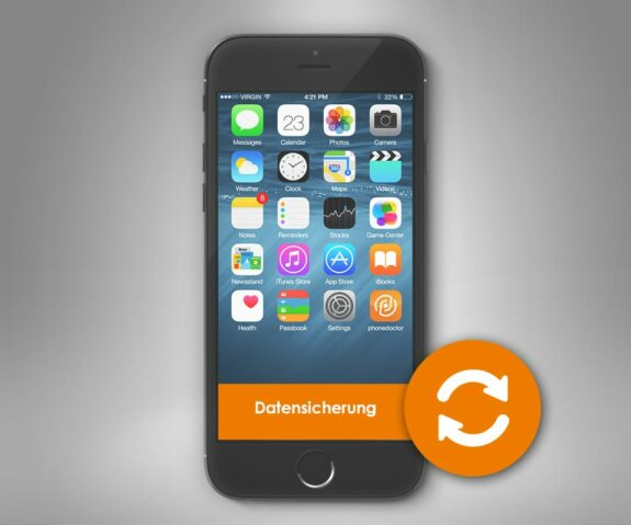 Smartphone Datensicherung