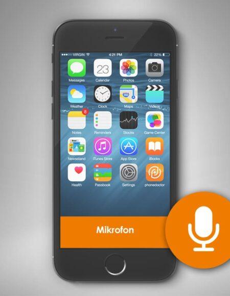 Smartphone Mikrofon Reparatur