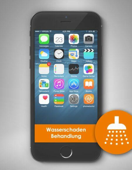 iPhone 7 Wasserschaden Reparatur mit Reinigung