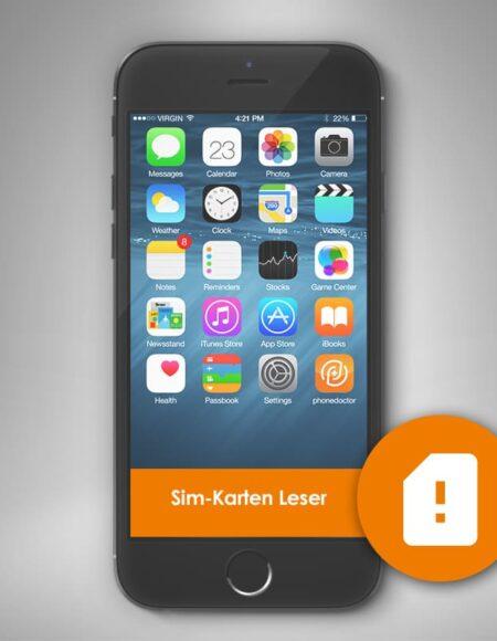 Samsung Galaxy S6 Edge Sim karten leser reparatur