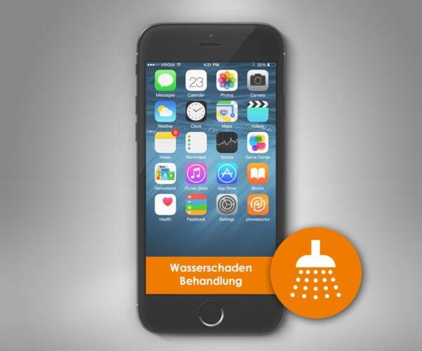 Wasserschaden Reparatur und Reinigung Smartphones